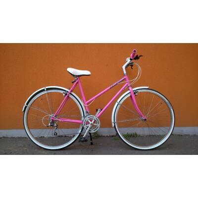 KTM City Fun Rózsaszínesítve, felújítva magas hölgynek