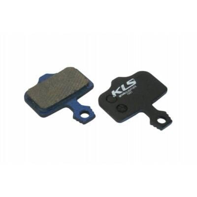 Fékbetét KLS D-01 (pár)