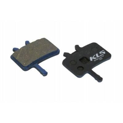 Fékbetét KLS D-02 (pár)