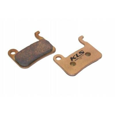 Fékbetét KLS D-03S (pár)