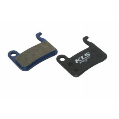 Fékbetét KLS D-03 (pár)