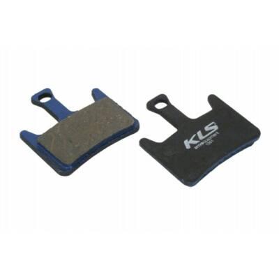 Fékbetét KLS D-07 (pár)