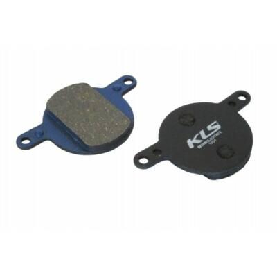Fékbetét KLS D-12 (pár)