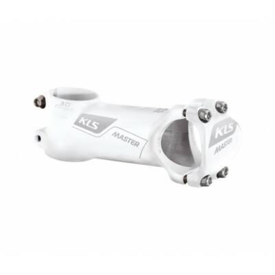 Kormányszár KLS MASTER 120mm, white 013