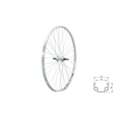 """Fűzött hátsó kerék KLS EVENT R, 28"""", silver"""