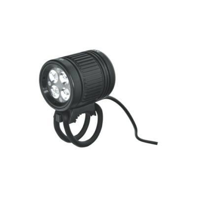 Első tölthető világítás KLS BEAM, fekete