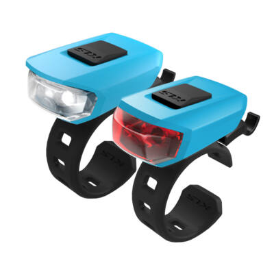 Lámpa szett KLS VEGA USB, sky blue