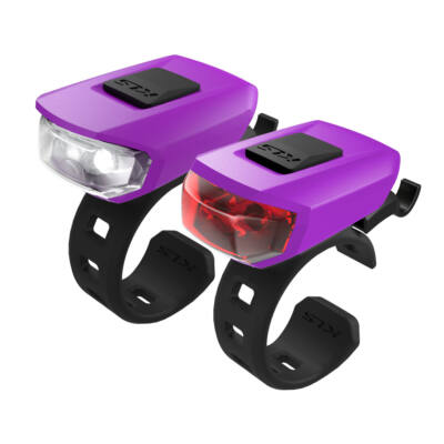 Lámpa szett KLS VEGA USB, purple
