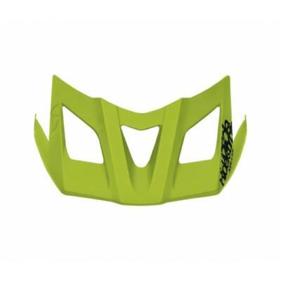 Spare visor for helmet RAZOR lime green L/XL
