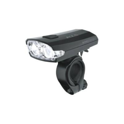 Első tölthető világítás KLS  INDEX 016 F, fekete